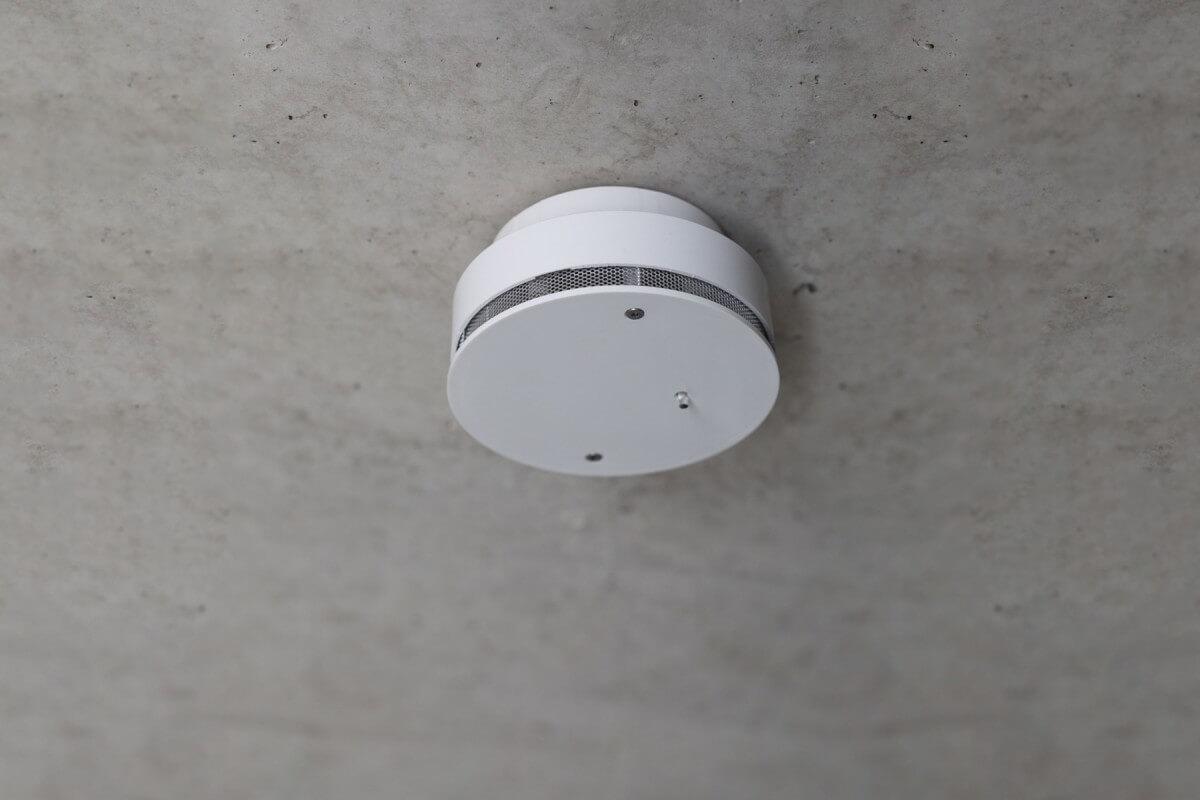 LOXONE Rauchmelder Air 002