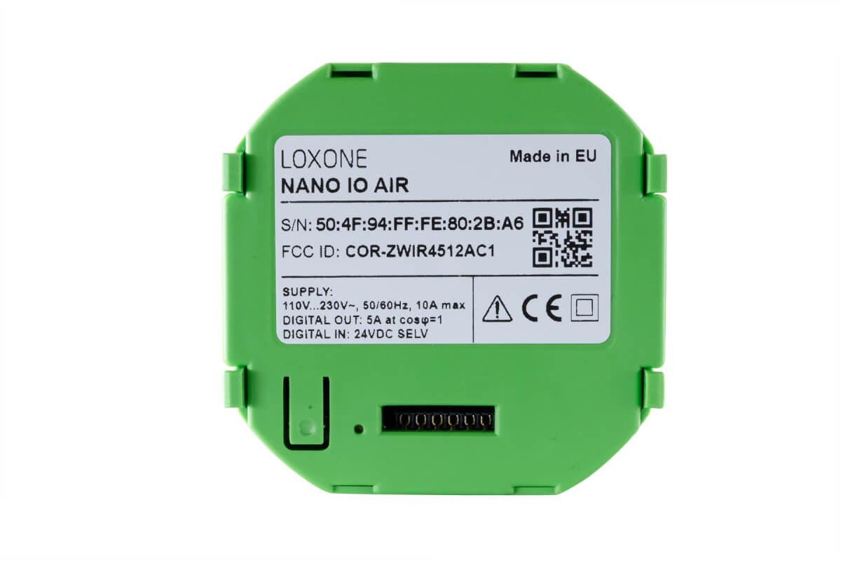 LOXONE Nano IO Air 004
