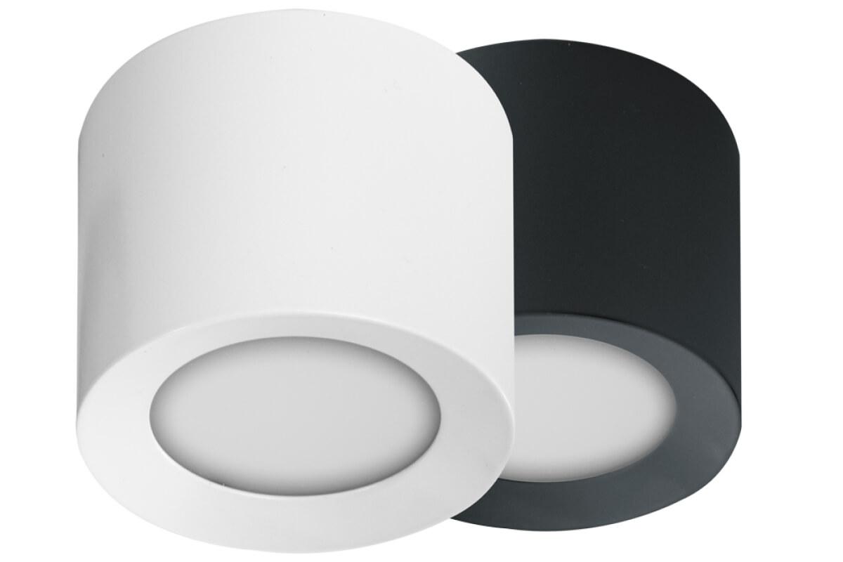 LOXONE LED Aufbauspot RGBW 001