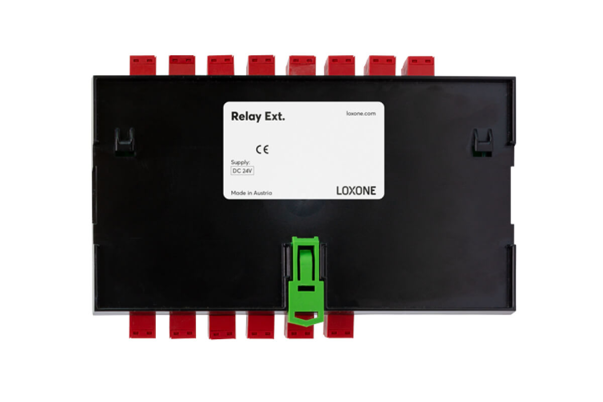 LOXONE Relay Extension 001