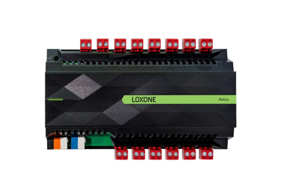 LOXONE Relay Extension 002