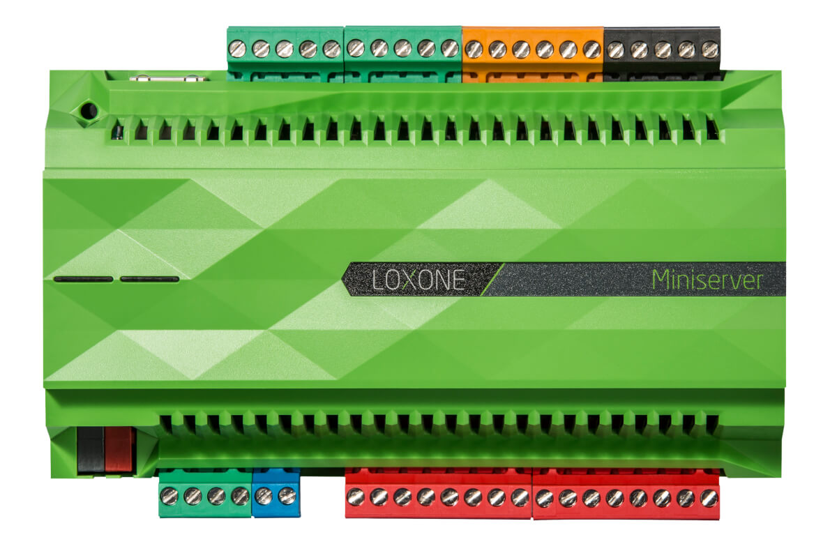 LOXONE Mini Server 004