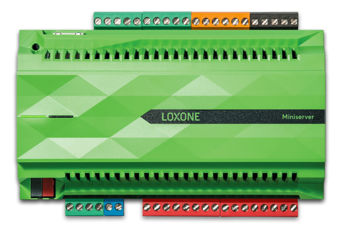 LOXONE Mini Server 001
