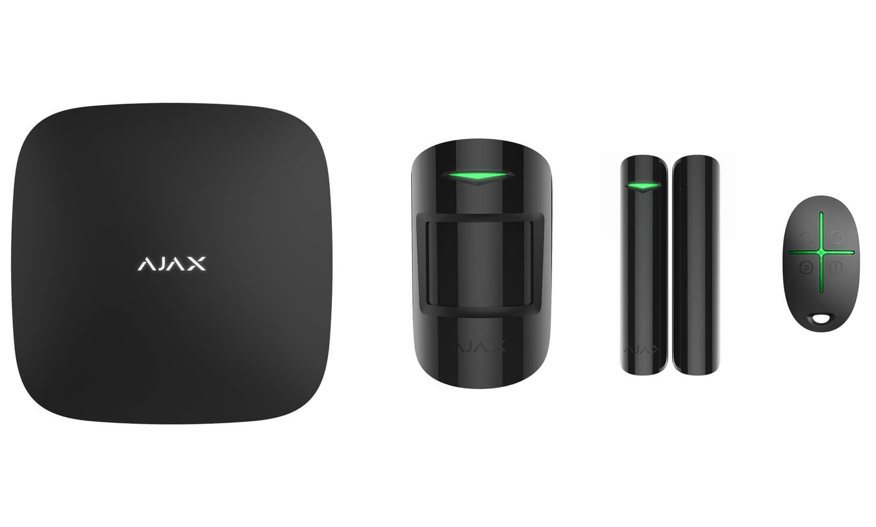 AJAX Starter Set schwarz