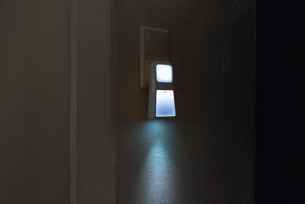 ABUS LED-Nachtlicht JC8660 Julie Anwendung 002
