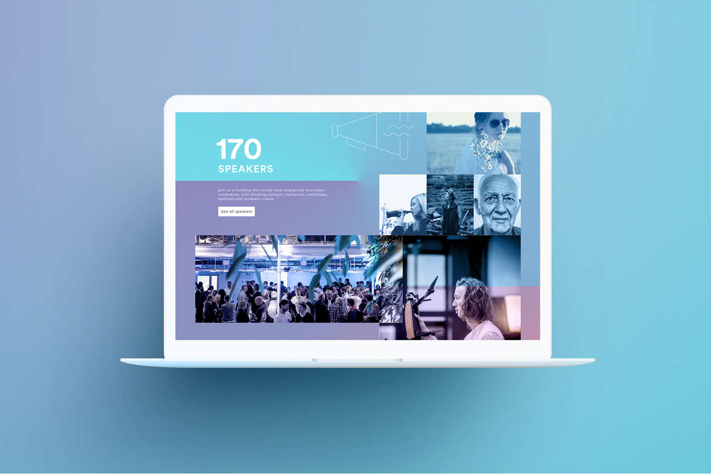 Oslo Innovation Week website, speakers.