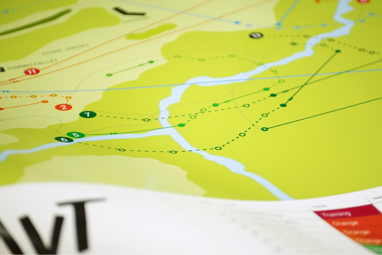 Høyt & Lavt map