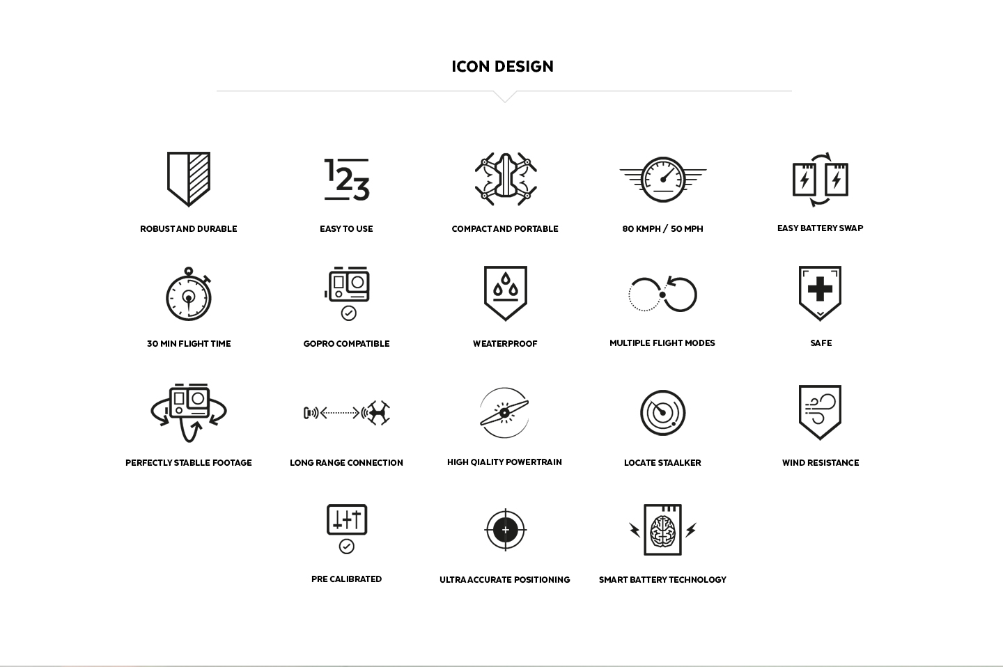 Staaker icon design