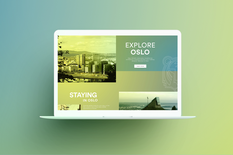 Oslo Innovation Week website, explore Oslo.