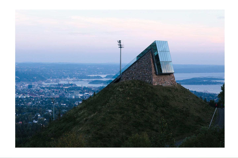 Oslo Innovation Week image, holmenkollen.
