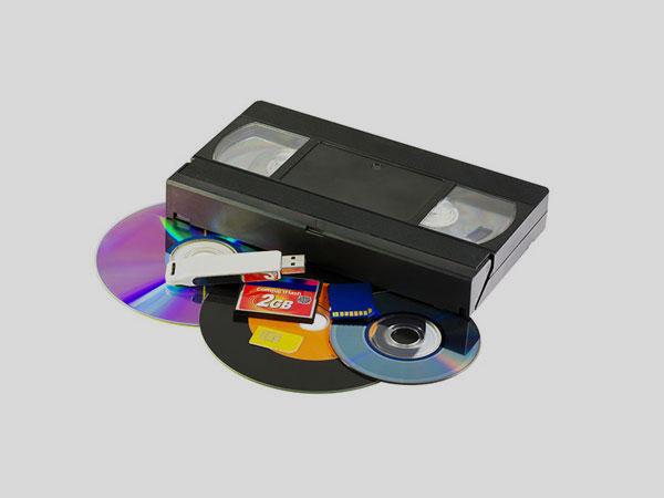 Film & video transfer