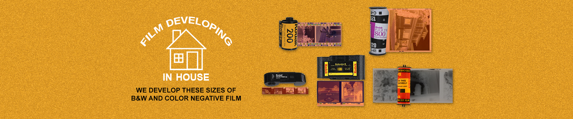 We develop Films