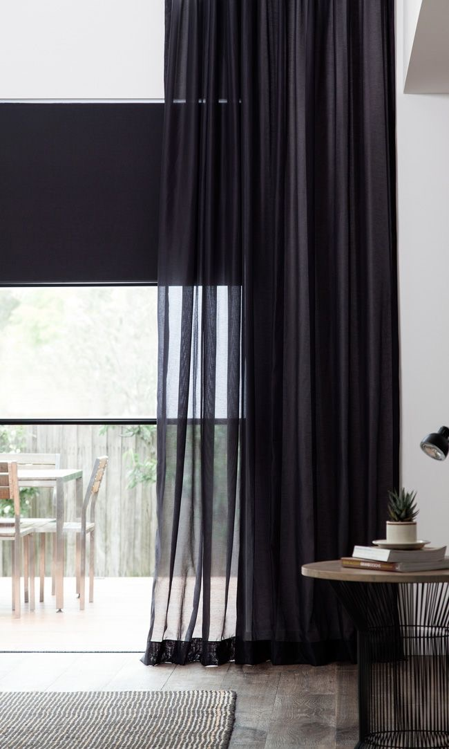 Black Curtains