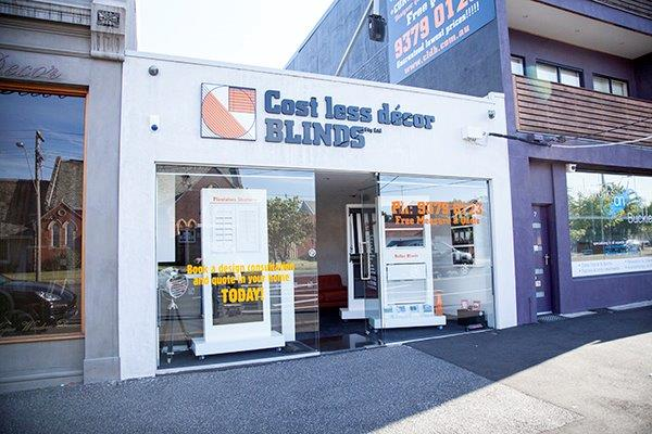Cost Less Decor Blinds