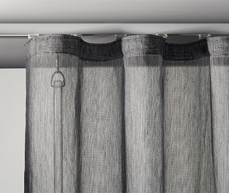 S-track Curtains