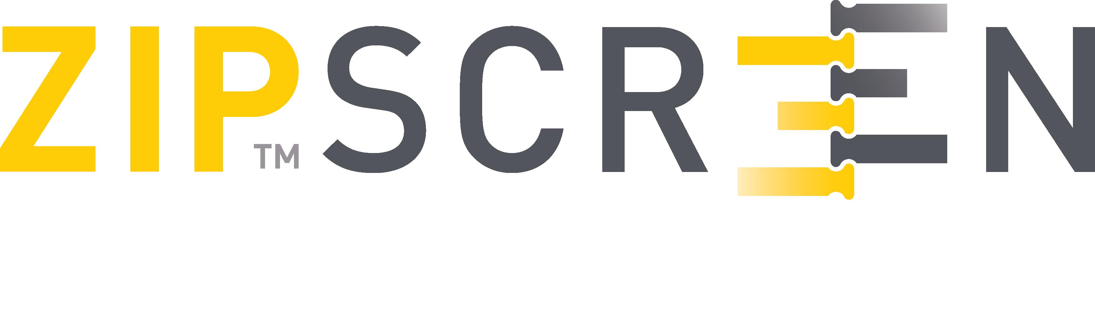Zipscreen