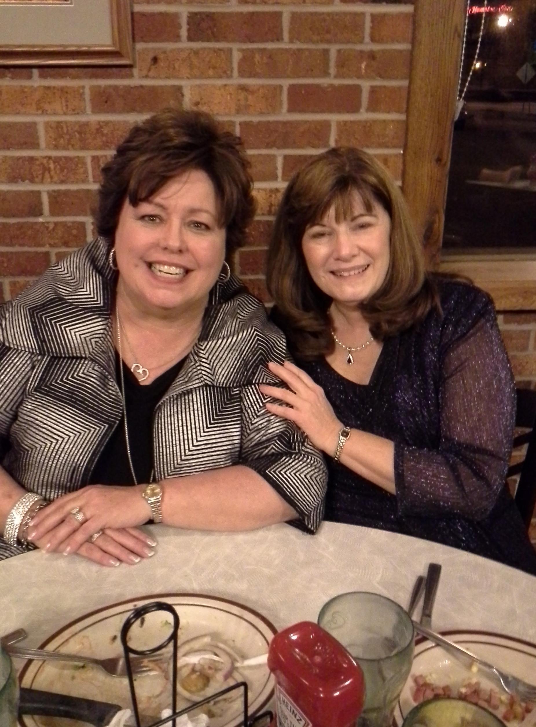 Karen and Sue Dodge