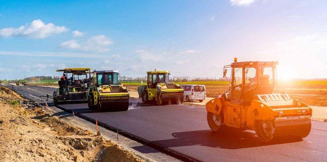 Best Asphalt Road Pavement Construction Service by High Quality Asphalt