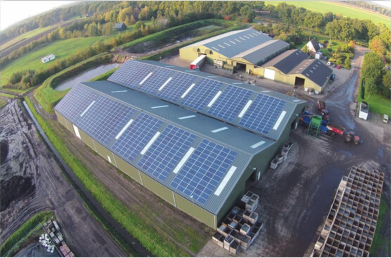 Solaranlage Gewerblich 1