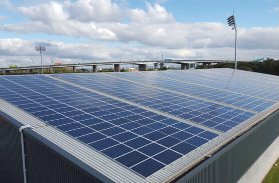 Solaranlage Gewerblich 4
