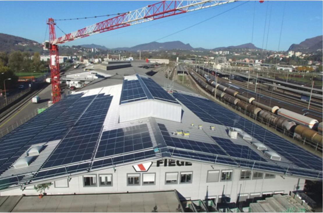 Solaranlage Gewerblich 3