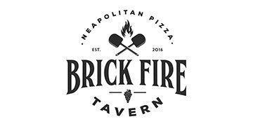 Brick Fire Tavern Logo