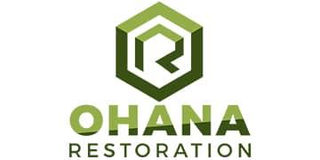 Ohana Restoration Logo
