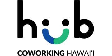 Hub Coworking Hawaii Logo