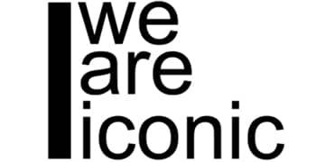 We Are Iconic Logo