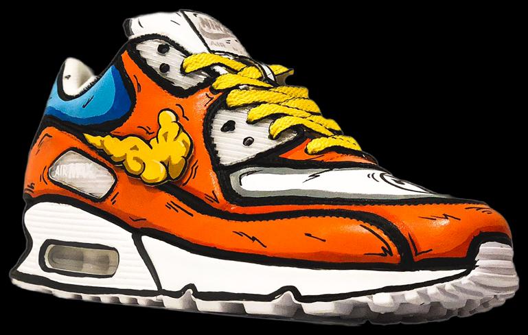 """Goku"" AM90"