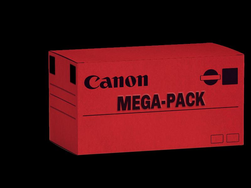 mega pack canon