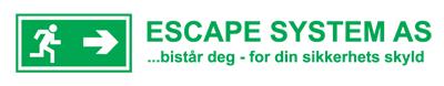 Logo Escape System AS