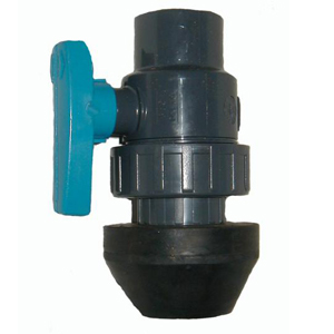 Nedre ventil PFF-FLIPP-EK fyllemaskin