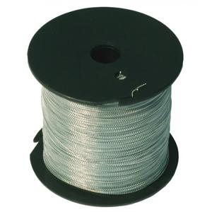 Plombetråd - stålforsinket dobbel tråd.