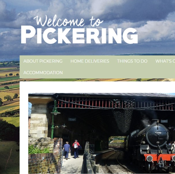 Welcome to pickering website photo