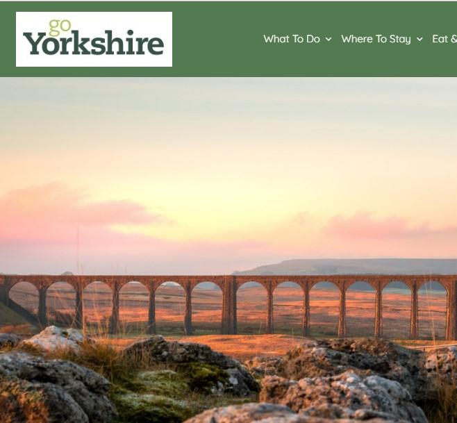 Go Yorkshire Website