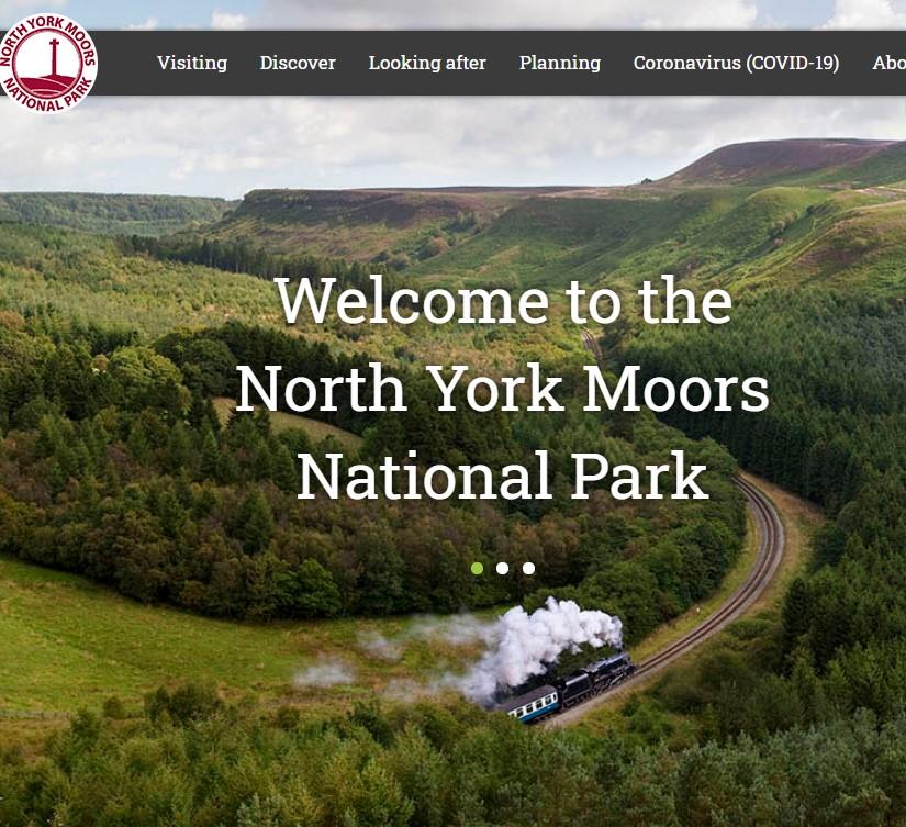 North York Moors Website