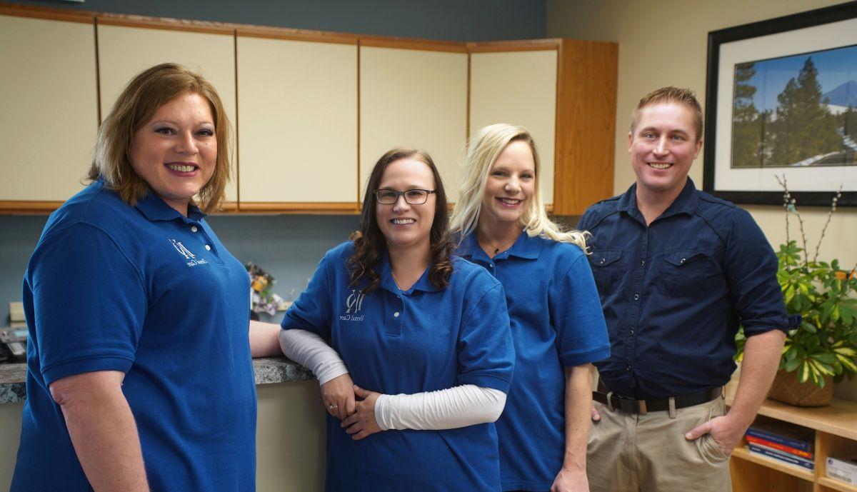 The team at DK Dental Care