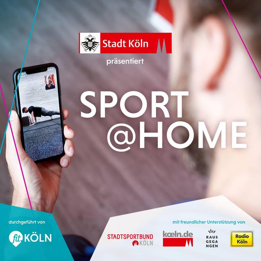 Social Media Content - Sport @ Home