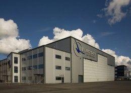 Hangar, Torp flyplass