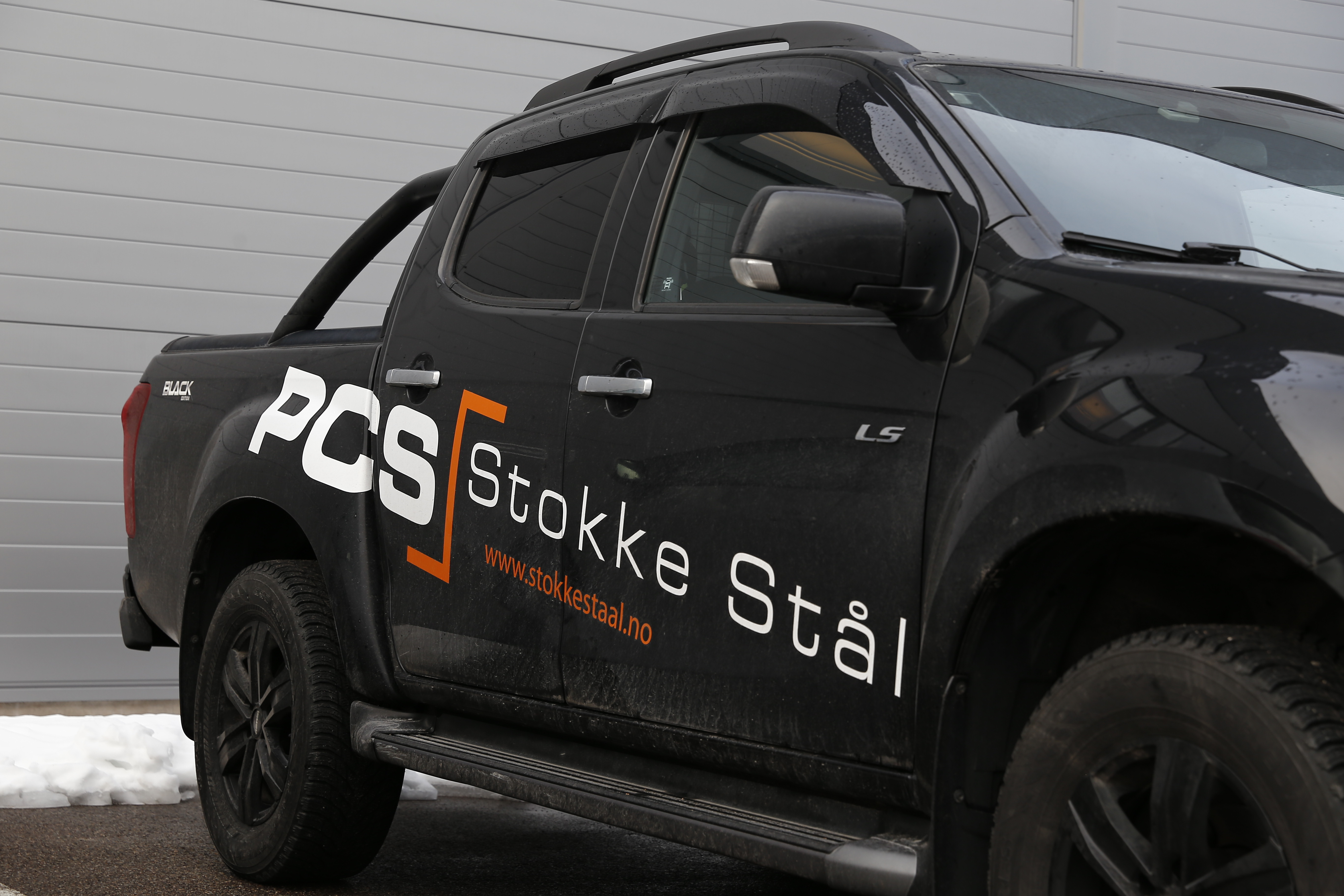 PCS Stokke Stål søker montasjeformenn!