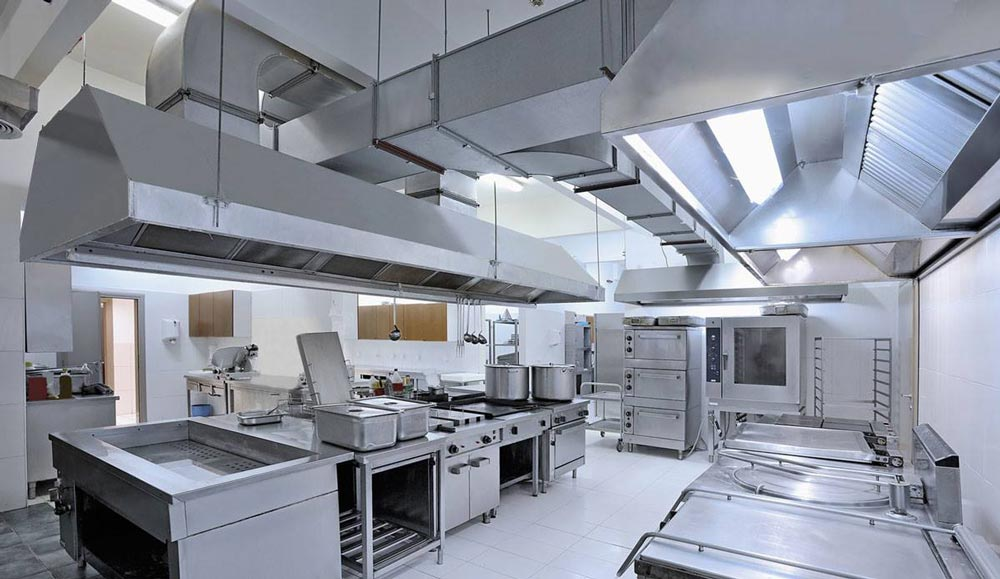 Commercial Kitchen in Columbus, IN