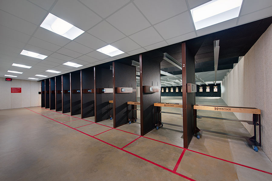 Heritage Training and Shooting Center