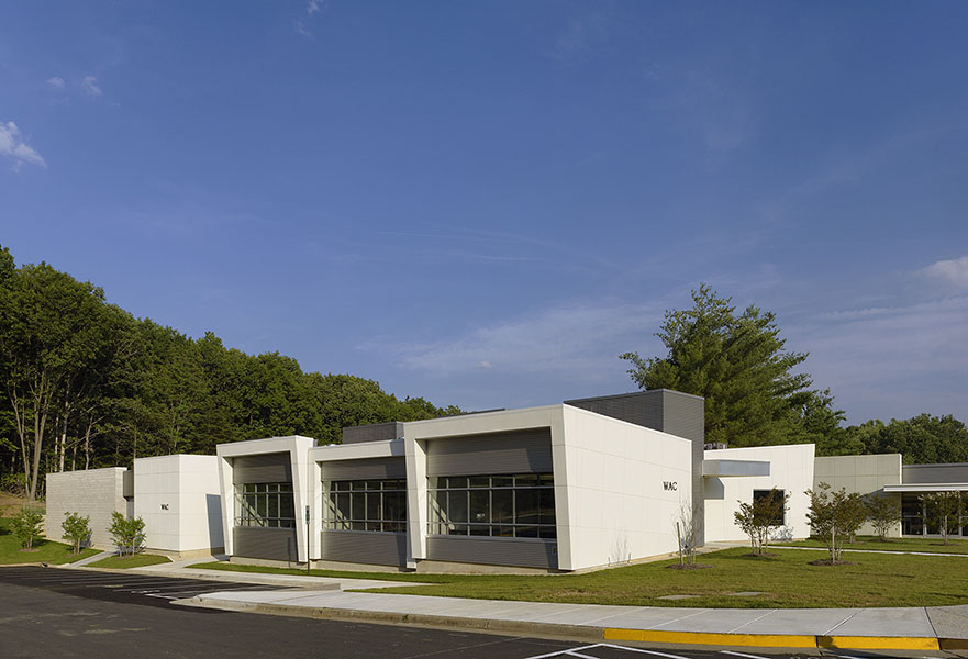 Northern Virginia Community College WAC Building