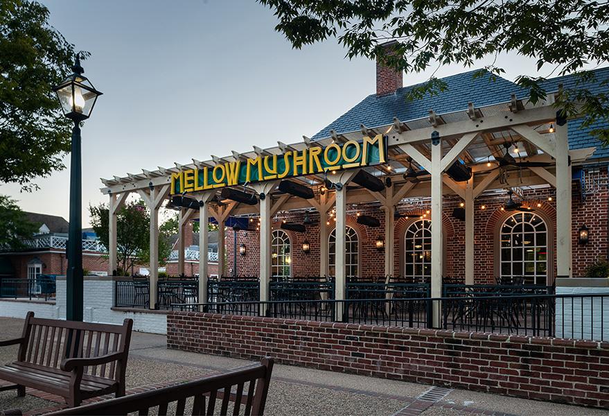 Mellow Mushroom - Williamsburg