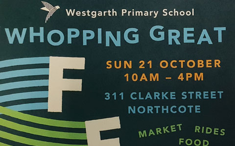 Westgarth Primary School Fete