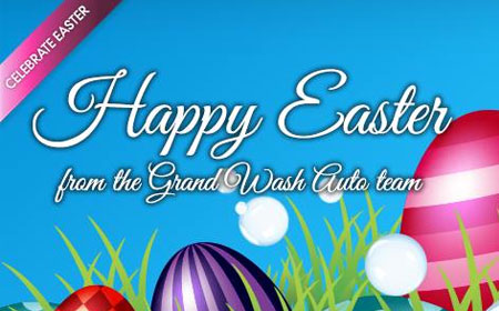 Happy Easter from Grand Wash Auto