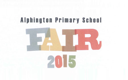 Supporting Alphington Primary School Fair