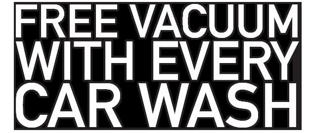 Free Vacuum