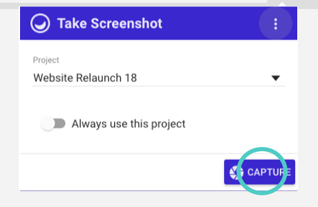 How to capture feedback in your browser extension.